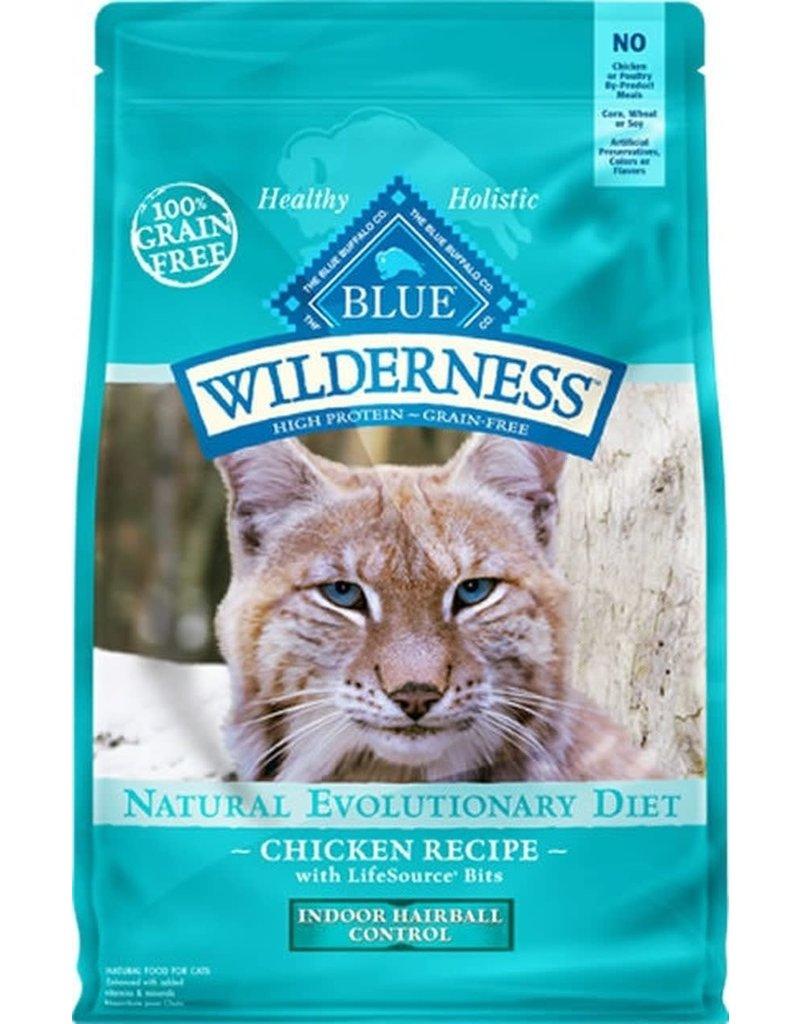 BLUE BUFFALO BLWN Cat Ind Ad Hair GF Ckn 5#