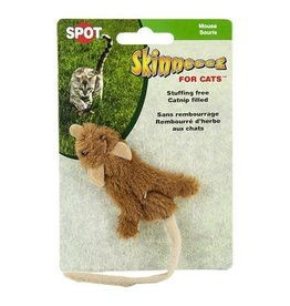 SPOT ETHICAL PRODUCTS SKINNEEEZ MOUSE CAT TOY