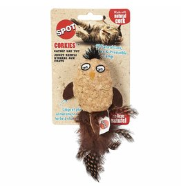 SPOT ETHICAL PRODUCTS CORKIES TOY W/NIP 3.5IN ASST