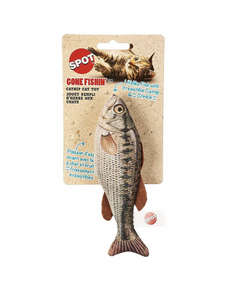 SPOT ETHICAL PRODUCTS GONE FISHIN W/NIP 6.5IN ASST