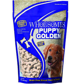 Wholesomes/Sportmix WHOLESOMES Dog Puppy Gold Biscuits 2#