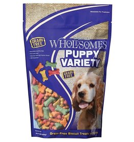 Wholesomes/Sportmix WHOLESOMES Dog Puppy Variety Biscuit 2#