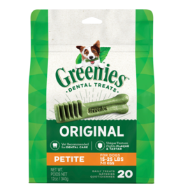 GREENIES/NUTRO 12OZ TREAT-PAK PETITE