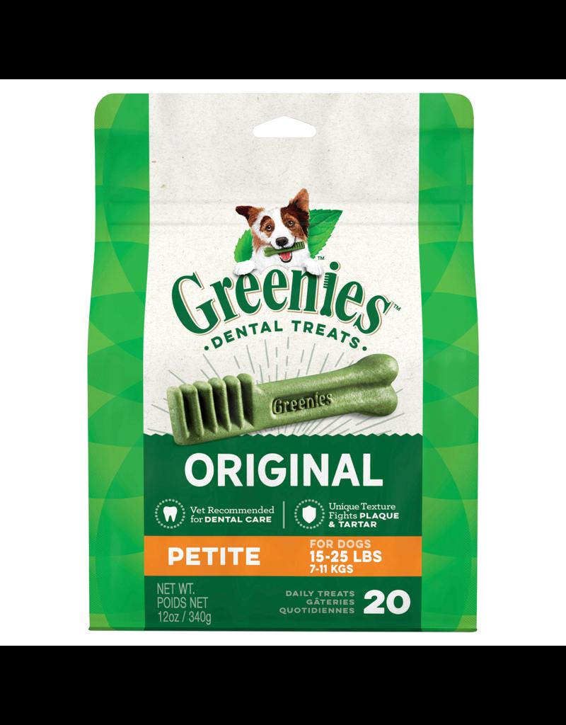 GREENIES/NUTRO 12OZ TREAT-PAK PETITE