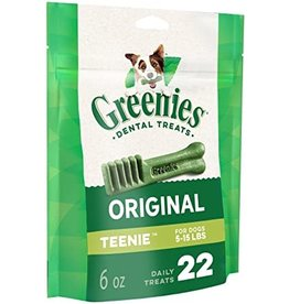 GREENIES/NUTRO 6OZ MINI TREAT-PACK TEENIE