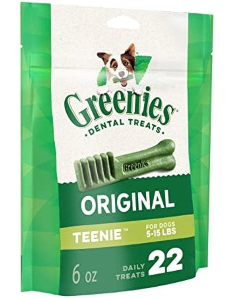 GREENIES/NUTRO 6OZ MINI TREAT-PACK TEENIE