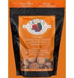 Fromm Fromm 8 oz Dog Chicken w Carrot & Peas Treats GF EA