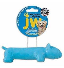 JW - DOG/CAT JW / Long Dog Medium ASST. COLORS