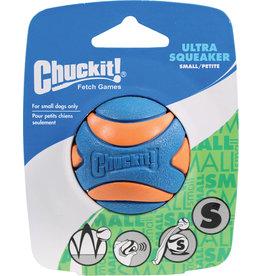 CHUCK-IT CHUCK IT ULTRA SQUEAKER BALL SM