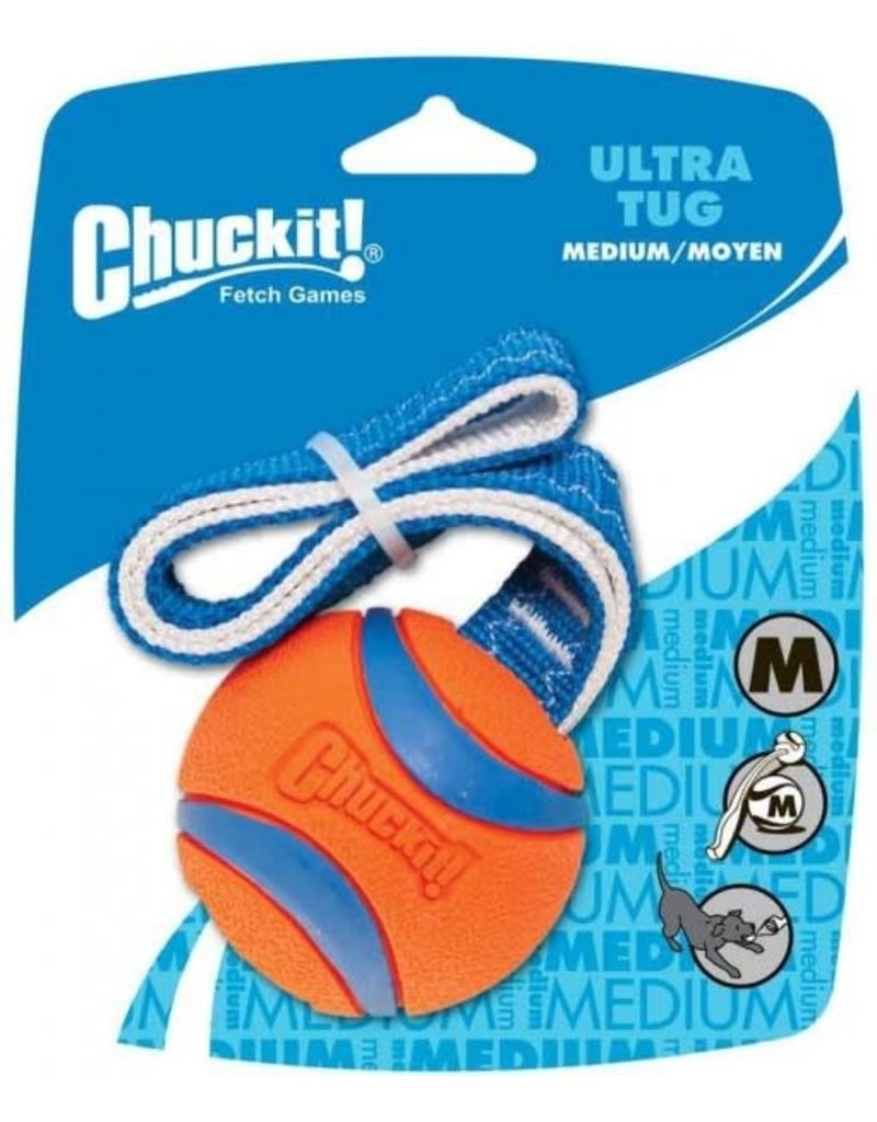 CHUCK-IT CHUCK IT ULTRA TUG MED
