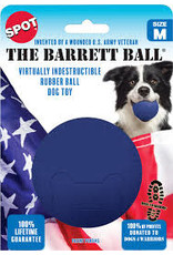 """SPOT ETHICAL PRODUCTS BARRETT BALL MED 4"""" BLUE"""