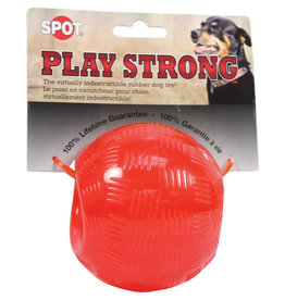 SPOT ETHICAL PRODUCTS SPOT PLAY STRONG RUBBER BALL LG
