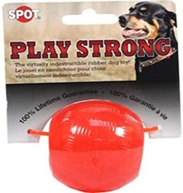 SPOT ETHICAL PRODUCTS SPOT PLAY STRONG RUBBER BALL SM