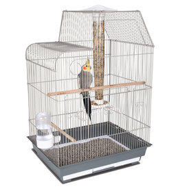 Ware Pet Products BIRD CENTRAL COCKATIEL/CONURE CAGE