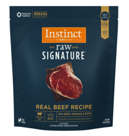 Natures Variety - Instinct NV INSTC FRZN RAW BEEF  8oz