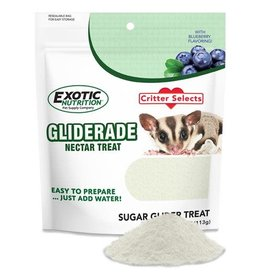 Exotic Nutrition Critter Selects Gliderade Nectar Treat 4oz.