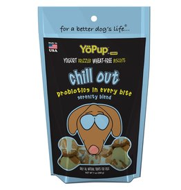 Yoghund Yoghund YoPup 7 oz Dog Chill Out Biscuits