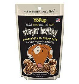 Yoghund Yoghund YoPup 7 oz Dog Stayin Healthy Biscuits EA