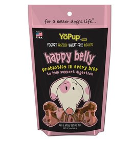 Yoghund Yoghund YoPup 7 oz Dog Happy Belly Biscuits