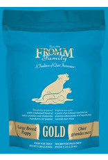 FROMM FAMILY FOODS LLC Fromm 15 Lb Dog Gold lg Breed Puppy EA