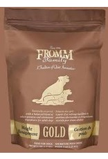 FROMM FAMILY FOODS LLC Fromm 15 Lb Dog Gold Weight mgmt EA