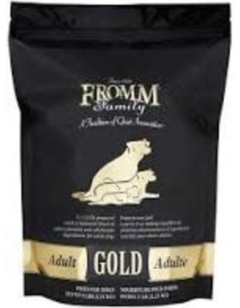 FROMM FAMILY FOODS LLC Fromm 33lb Dog Gold EA