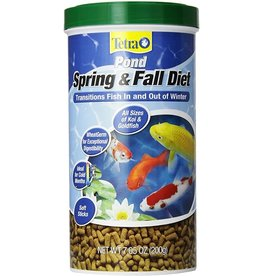 TETRA SPRING AND FALL DIET STICKS 1L