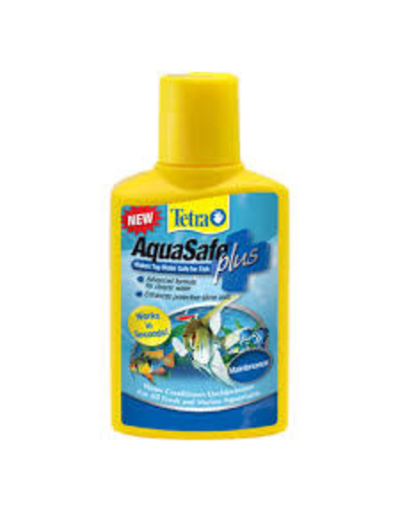 TETRA AQUASAFE PLUS 100ML (3.38OZ)