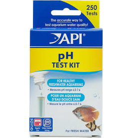 API PH TEST KIT FRESHWATER 24