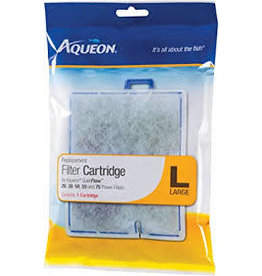 AQUEON PRODUCTS-SUPPLIES AQUEON LARGE CARTRIDGE 1 PACK