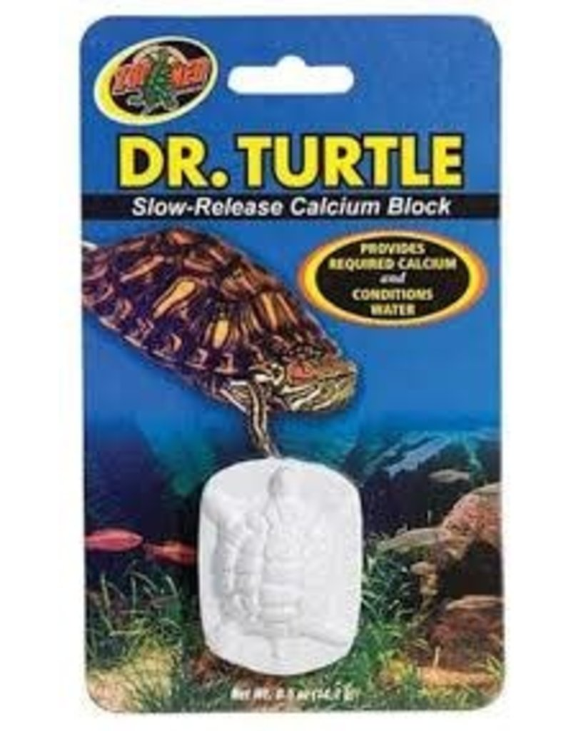 ZOO MED LABORATORIES INC DR TURTLE SLOW RELEASE
