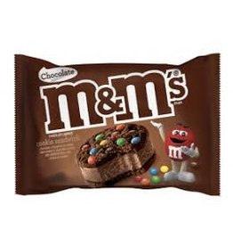 Mars Ice Cream Chocolate M&M Ice Cream Cookie Sandwich