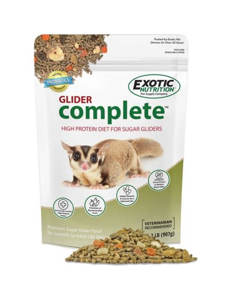Exotic Nutrition Exotic Nutrition Sugar Glider Complete Food 5#