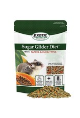 Exotic Nutrition Exotic Nutrition Sugar Glider Diet With Papaya and Eucalyptus 2#