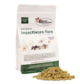 Exotic Nutrition Exotic Nutrition Insectivore-Fare Multi-Species Food 16oz.