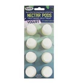 Exotic Nutrition Exotic Nutrition Nectar Pods Yogurt Treat 8pk.
