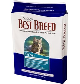BEST BREED, INC. Best Breed 4 Lb Cat Diet Holistic EA