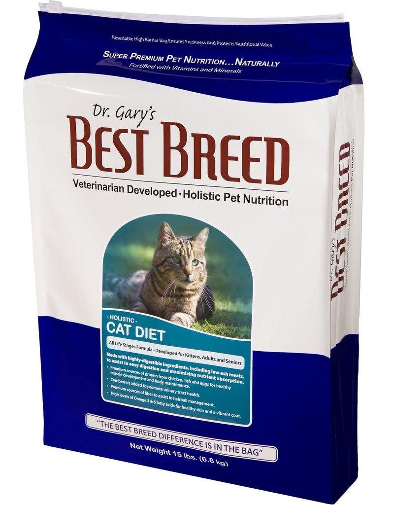 BEST BREED, INC. Best Breed 4 Lb Cat Diet Holistic EA