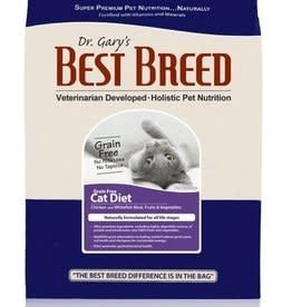 BEST BREED, INC. Best Breed 4 Lb Cat Diet GF Holistic EA