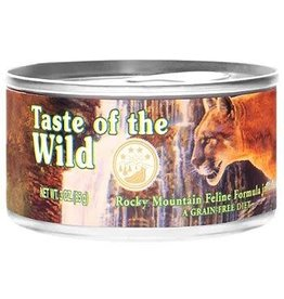 Taste of The Wild TOW 3 oz Cat Can Rocky Mountain