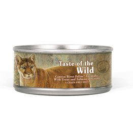 Taste of The Wild TOW 3 oz Cat Can Canyon River