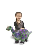 Melissa & Doug Apatosaurus Plush