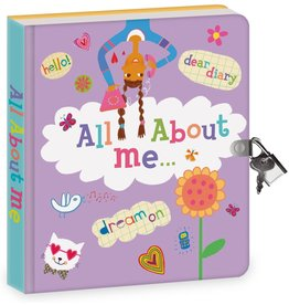 Peaceable Kingdom All About Me Diary
