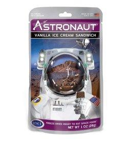 Astronaut Ice Cream (Vanilla Sandwich)