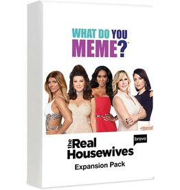What Do You Meme: Real Housewives Expansion - CLEARANCE FINAL SALE