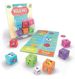 Think Fun Yoga Dice