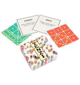 Tenzi Game Cards (77 Ways to Play)