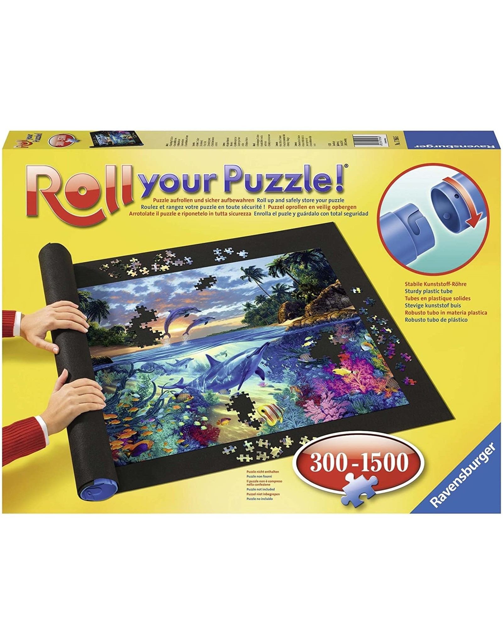 Ravensburger Roll Your Puzzle 300 pc -1500 pc