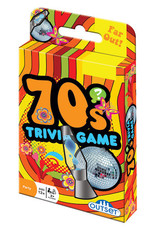 Outset Media 70s Trivia Game - CLEARANCE FINAL SALE
