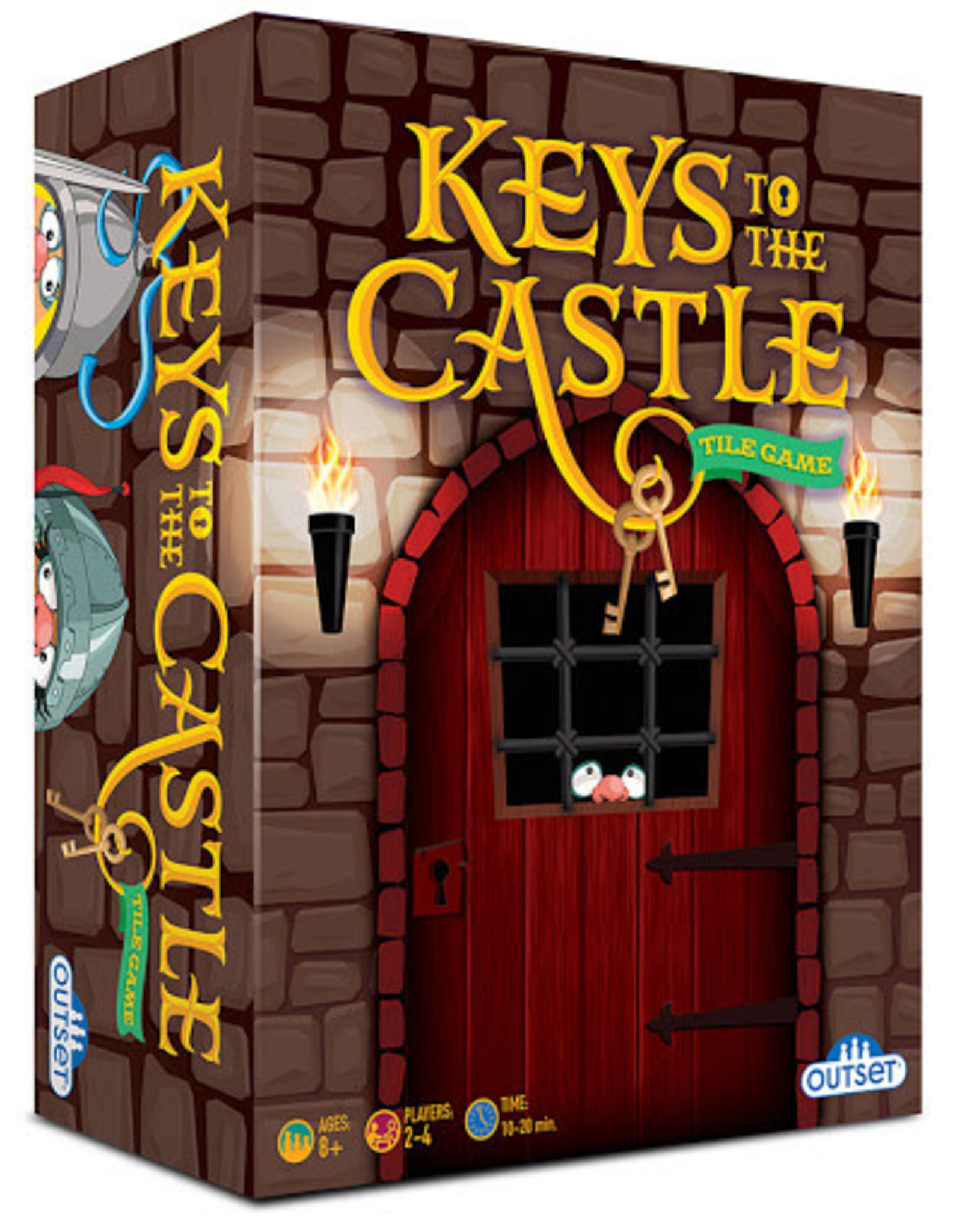 Outset Media Keys to the Castle: Deluxe Edition